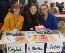 Societies english and media