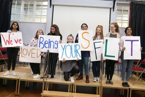 2018 Leavers' Assembly
