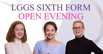 Sixth Form Open Evening on Thursday 1st November 2018