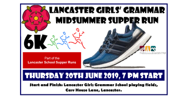 Fun Run 2019 ... join us on Thursday 20June for a fun family event