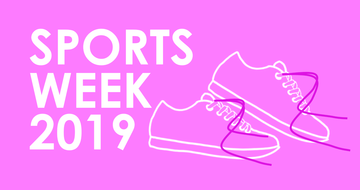 Sports Week is here ... Monday 25th - 29th March
