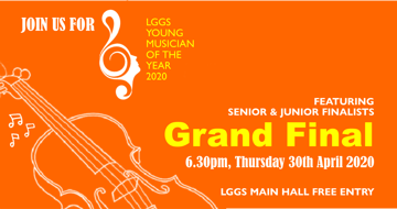 LGGS Young Musician of The Year - Grand Final