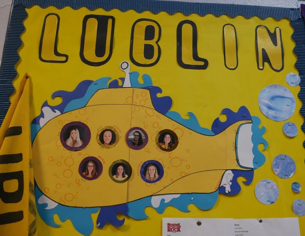 Lublin - LGGS House