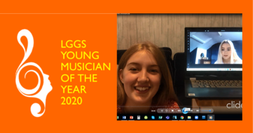 LGGS Young Musician of the Year - Winners Announced