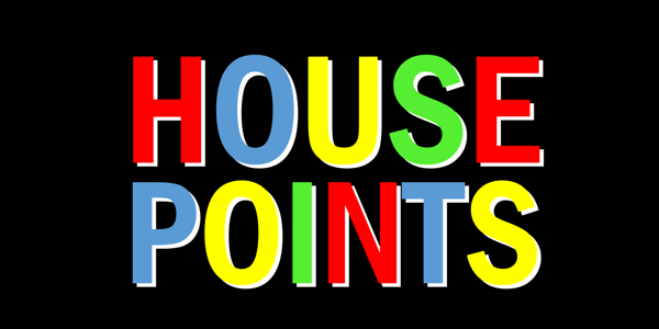 House Points: How is your House is doing?