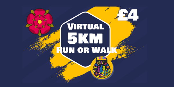 Virtual 5K Fun Run - Registration is OPEN for the LGGS Virtual 5K held over the course of June