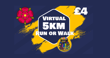 June Virtual 5K Fun Run - Registration is OPEN for the LGGS Virtual 5K held over the course of June