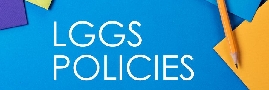 LGGS Policies