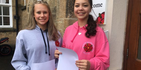 GCSE Results Day 2021 - Everybody at Lancaster Girls' Grammar School would like to congratulate Year 11 students on their fantastic GCSE results.