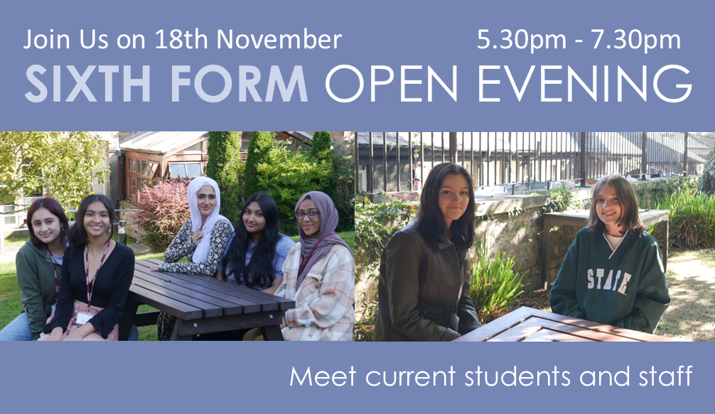 Sixth Form Open Evening 2021